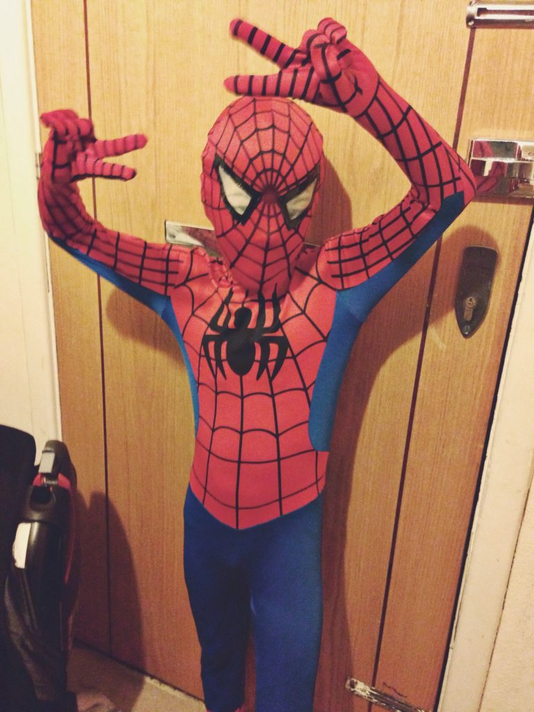 My very own Spiderman